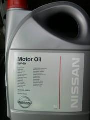 Масло моторное синтетика Nissan KE90090042R  (5 L)