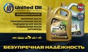Моторные масла и смазочные материалы United Oil в Томске